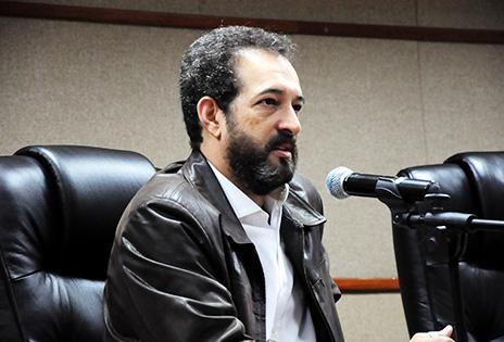 Imagem traz o coordenador geral da Comissão Nacional para a Erradicação do Trabalho Escravo da Secretaria de Direitos Humanos da Presidência da República Sílvio Silva Brasil