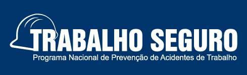 Imagem traz marca do Programa Trabalho Seguro