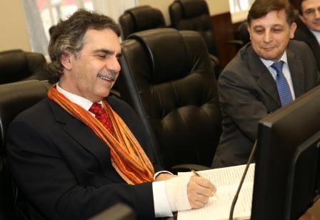 Desembargador Sérgio Murilo Rodrigues Lemos
