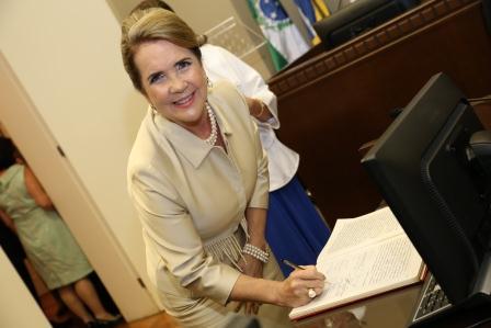 Desembargadora Nair Maria Lunardelli Ramos