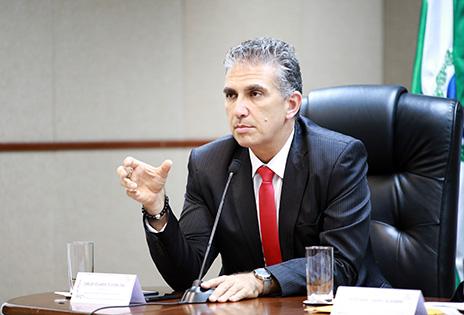 Conselheiro Carlos Eduardo de Oliveira Dias