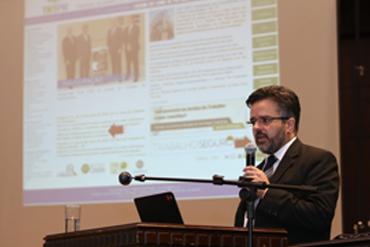 Eduardo Rocha, diretor da Secretaria de Tecnologia da Informação