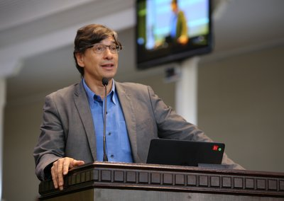 Economista Márcio Pochmann