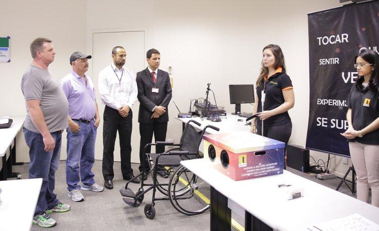 Participantes e facilitadoras das oficinas