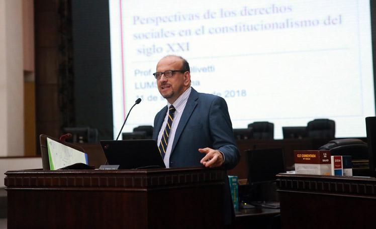 Professor Marco Olivetti